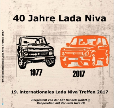 19. Internationales Lada Niva Treffen
