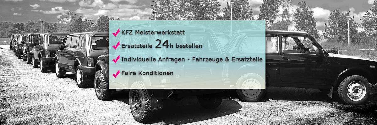 Lada Fahrzeuge & Werkstatt & Lada Ersatzteile Zubehör